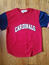 MLB Cardinals Genunie Merchandise Starter Jersey 25 McGwire  mens medium  - $19.80