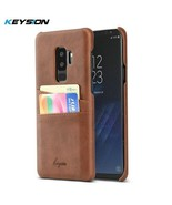 Phone Case For Samsung Galaxy S9 Plus S9+ Leather Luxury Vintage Wallet ... - $8.40