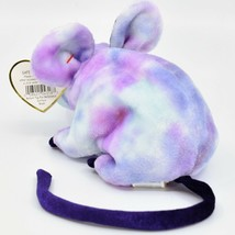 2000 TY Beanie Baby Zodiac Year of the Rat Retired Beanbag Plush Toy Doll image 2