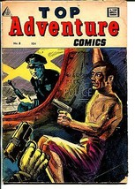 Top Adventure #2 1964-IW-Black Dwarf from Red Seal Comics #22-Kinstler-FR/G - $30.26