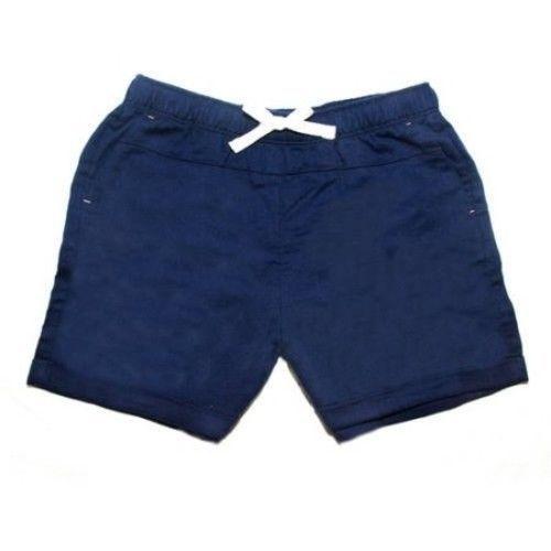Faded Glory Girls Pull On Shorts Blue Sapphire Size MEDIUM 8 NEW - $9.89