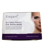 Elegant Butterfly Perfect Eye Paper Mask - $5.00+