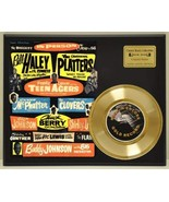 Bill Haley And The Platters Limited Edition Vintage Concert Poster Gold ... - $85.45