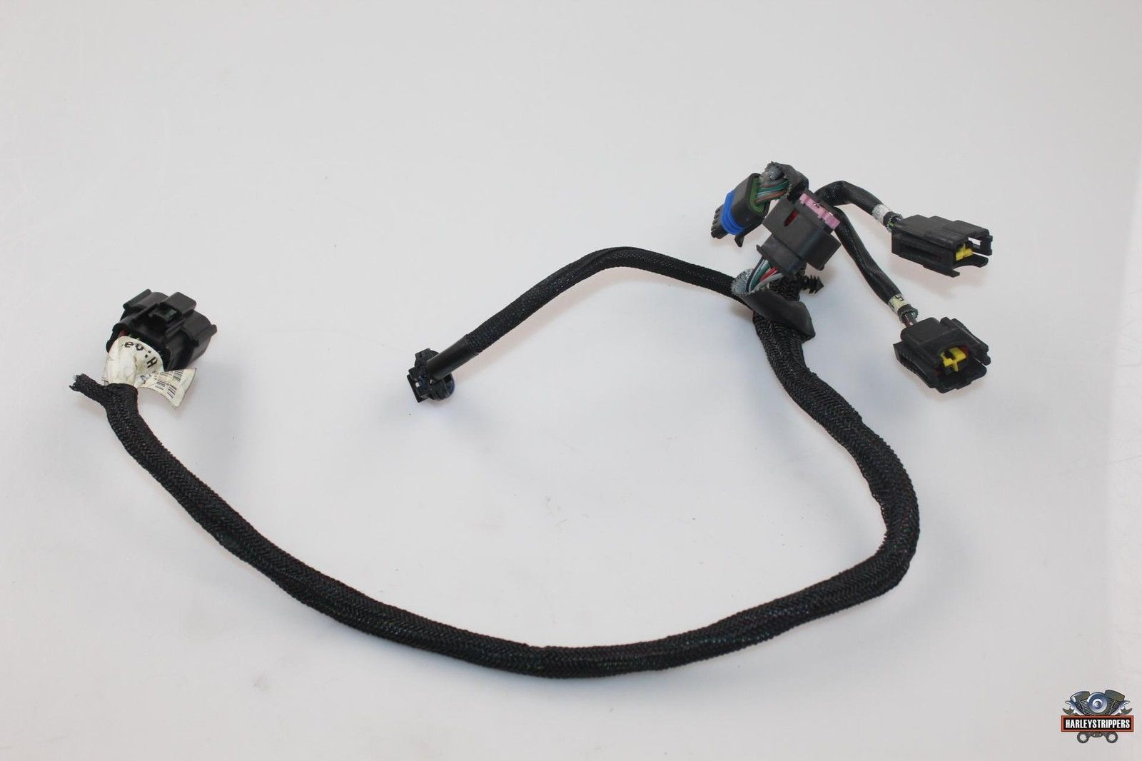15 Harley Davidson Sportster 883 Xl883n Wire And 50 Similar Items Police Wiring Harness S L1600