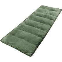 "REDCAMP Cot Mattress, Cotton Sleeping Pad Mat Camping, 77""x29"" - $41.61"