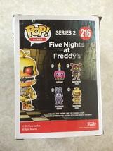 FIVE NIGHTS AT FREDDY'S NIGHTMARE CHICA #216 VINYL FIGURE - $10.00
