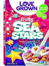 Love Grown, Sea Stars Cereal, 7 oz - $10.47