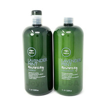 NEW [ PAUL MITCHELL ] Tea Tree Lavender Mint Conditioner & Shampoo 33.8o... - $59.38