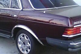 For Mercedes-Benz 300CD 1978-1985 QMI 521231 Polished Fender Trim - $94.99