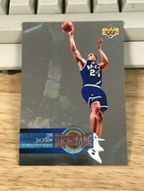 "1994 Upper Deck NBA Basketball ""Holojam"" #H6 JIM JACKSON - $0.98"