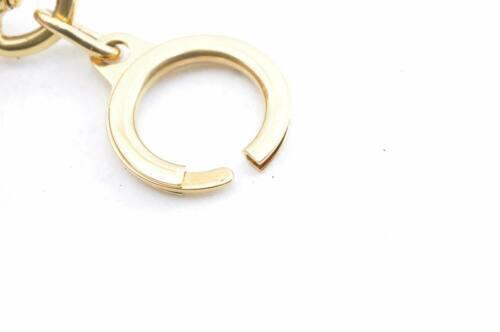 LOUIS VUITTON Charm Gold-Tone Auth ar1564 image 4