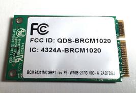HP Compaq Presario V3400 V3600 V6000 V6000T Wireless Card Mini PCI PCI-e WIFI image 2