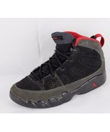 Jordan 23 Retro basketball youth kids leather black red size 2Y - $24.76