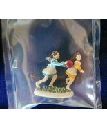 Vintage Goebel Backyard Frolic Miniature #37024 - NOS - $47.52