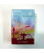 Sealed Deck of China Airlines LOS ANGELES California Playing Cards  - $8.99