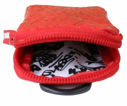 DGK Skateboarding Graff Red Media Phone Ipod MP3 Player Case Coin Purse NEW image 3