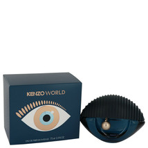 Kenzo World by Kenzo Eau De Parfum Intense Spray 2.5 oz for Women - $90.08