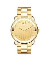 Movado Bold Gold-Tone Mens Watch 3600374 - $952.00