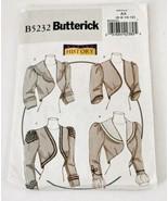 Butterick B5232 Sz 6 8 10 12 Making History Victorian Jacket Uncut - $16.88