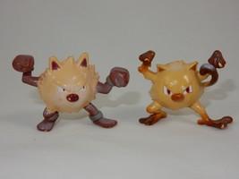 "Tomy 2"" Pokemon Mankey & Primeape PVC Figures - $14.24"
