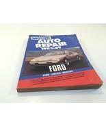 1983-1989 Ford Lincoln Mercury Auto Repair - Motor 21389 - $14.99