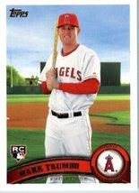 2011 Topps Baseball Card #57 Mark Trumbo (RC) - RC - Rookie Card - Angels - MLB  - $4.49