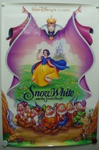 Walt Disney SNOW WHITE AND THE SEVEN DWARFS 1935 Roy Atwell-One Sheet - $44.54