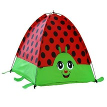 GigaTent Baxter Beetle Play Tent  Includes 2 Shock-Corded Fiberglass Poles - $37.42