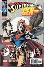 Superman/Gen 13 Comic Book #1 DC Comics 2000 NEAR MINT NEW UNREAD - $3.25