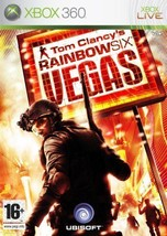 Tom Clancy's Rainbow Six Vegas (Xbox 360 Live, Ubisoft) Ships within 12 ... - $5.94