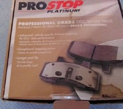 Mazda 2007 brake pads Pro stop platium - $35.00