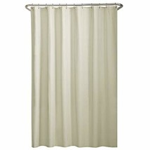 "MAYTEX Water Repellent Fabric Shower Curtain Liner, 70"" x 72"", Bone - $11.88+"