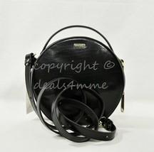 NWT Brahmin Lane Leather Shoulder / Crossbody Bag in Black Topsail - $239.00
