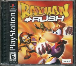 Rayman Rush (Sony PlayStation 1, 2002) - Complete - $8.90