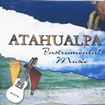 Instrumental Music by Atahualpa Cd image 1