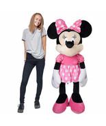 NEW Minnie Mouse,60-inch Jumbo Plush Minnie,Disney Character FREE SHIPPING - $84.99