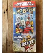 Robots  Film DVD Collectors  Version Free Popcorn RARE - $9.49