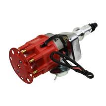 Pontiac Ready 2 Run R2R Distributor V8 301 326 350 387 400 421428 455, Red Cap image 2