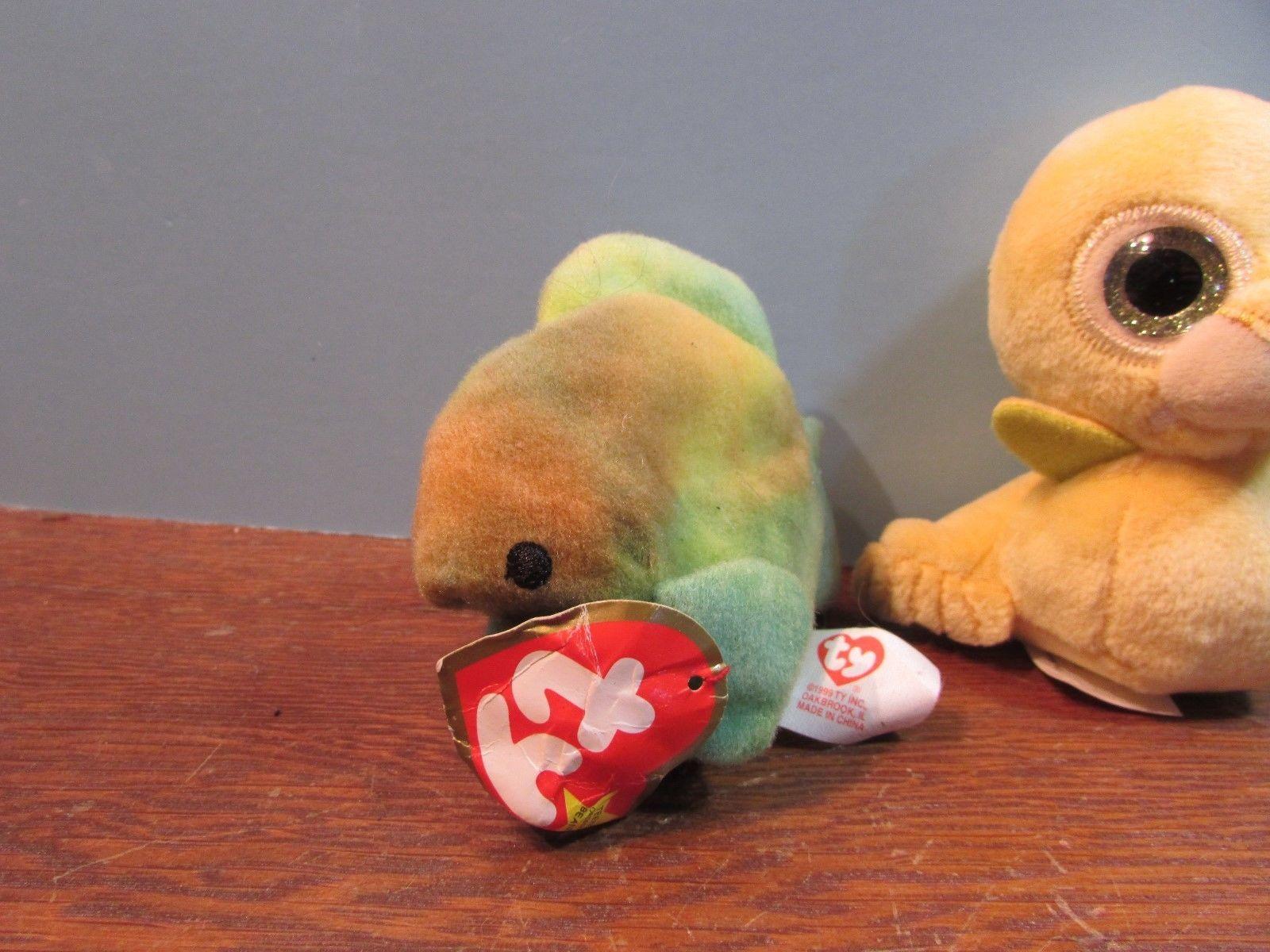 fd5029e07f4 LOT OF 2 TY Beanie Babies Baby plush 3