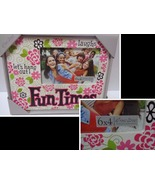 Fun Times Friends Photo Frame NIB Wall or Table Front Street Wood - $15.99