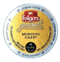 Folgers Morning Cafe Coffee 120 K Cup Packs - $134.26