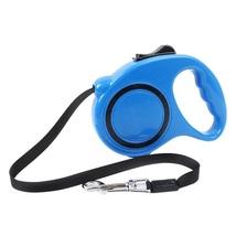 (blue size 3M)2016 5 Colors 3M Automatic Retractable Adjustable Pet Dog ... - $20.00