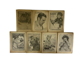 GRIT Magazine Story Section - Lot of 7- 1932 Antique Periodical - $34.60