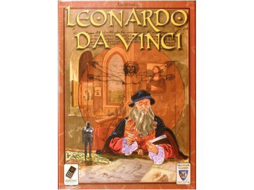 Mayfair Games Leonardo Da Vinci