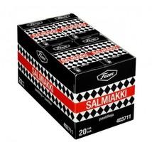 FAZER 20 x 40g SALMIAKKI LOT Finland - $49.49