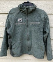 USGI GEN III SAGE GREEN COLD WEATHER FLEECE POLARTEC JACKET - SMALL REGULAR - $19.80