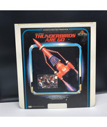 SELECTAVISION VIDEO DISC vintage videodisc movie rca ced Thunderbirds ar... - $69.25