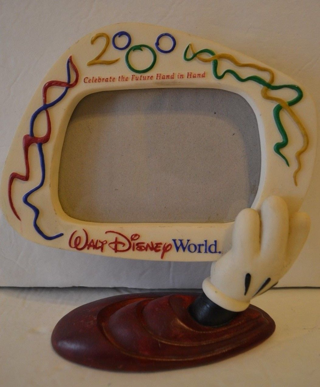 Walt Disney World 2000 Picture Photo Frame and 31 similar items