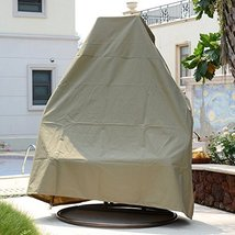 Patio Cover with Tie for Island Gale Luxury 2 Person Swing Chair - Premi... - $129.00