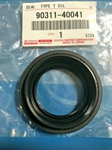 Genuine Toyota Various Models 9031140041 Type T Oil Seal 90311-40041 - $10.61